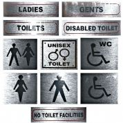Toilet Signs and Disabled Toilet Signs